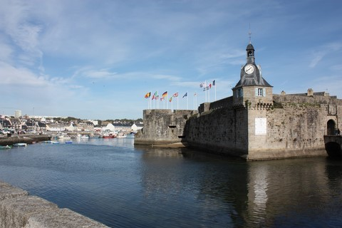 La ville Close. Concarneau